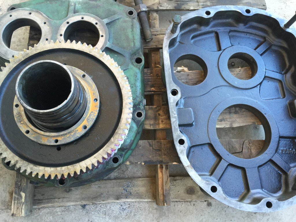 Gear Box Housing and Cases